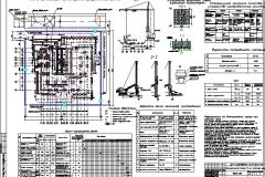 9 Техкарта на устройство фундаментов