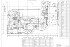 3. Архитектура. План 1 этажа-Model