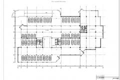 4,5 Архитектура. План типового этажа, автостоянки-Model
