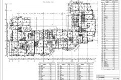 4,5 Архитектура. План типового этажа, автостоянки - копия-Model