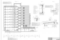 6. Архитектура. Разрез 1-1-Model