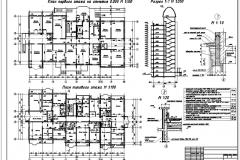 Планы разрез-Layout1