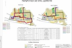 Сравнение маршрутных систем