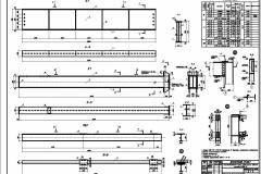 Колонна, балки (Лист 5)-Model