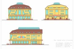 Фасады ч-Модель
