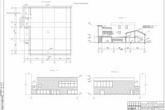 планы7-разрез фасады