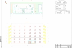 4 Архитектура Ген план, Фасад-001